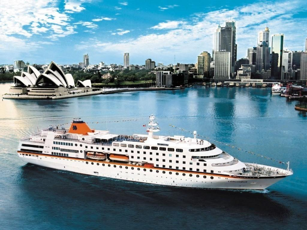 Aussies Swapping The Car For Cruise Ships Luxury Estates - Cruise ship deals australia