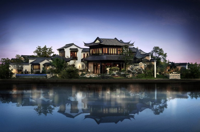 Take a Look at Mainland China's Most Expensive House