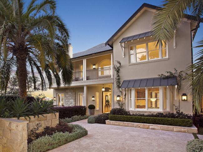 Origin Energy Boss Grant King Has Sold His Palatial Neutral Bay Estate for a Record $16 Million